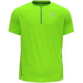 Odlo Axalp Trail T-Shirt S/S 1/2 Zip Men lounge lizard